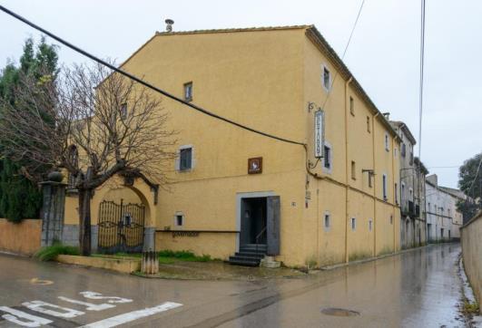Carrer Carrer de Baix 26 , Borrassà, Girona