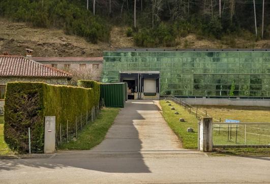 Polígono industrial Cal Gat , Sant Joan de les Abadesses, Girona