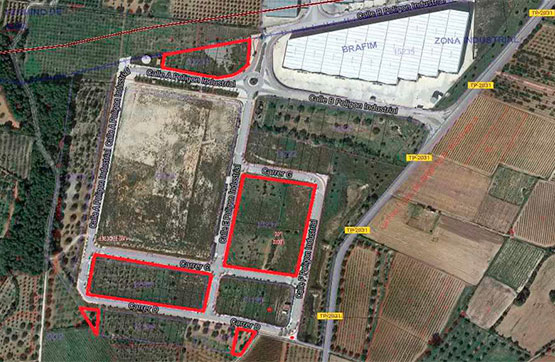 Polígono Industrial. PP5 1 , Bràfim, Tarragona