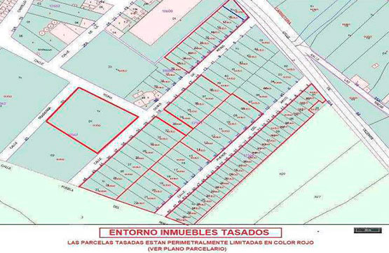 Sector UE-17 S/N, PARCELA Nº 68 0 , Llerena, Badajoz