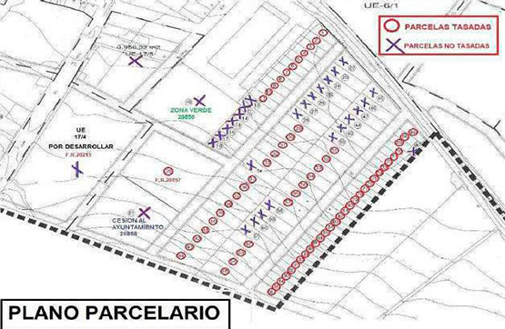 Sector UE-17 S/N, PARCELA Nº 71 0 , Llerena, Badajoz