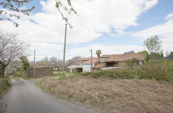 Chalet en venta en Centro DE CASTRO, PARROQUIA DE MONDOI 3, Oza dos Ríos