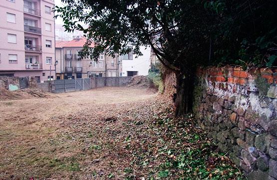 Parcela en venta en Ourense