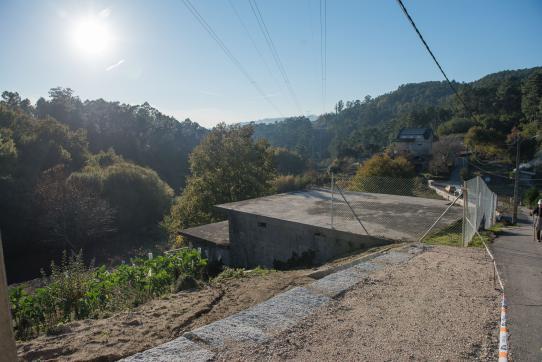 Centro VALEIXE , POLIGONO 5 , Crecente, Pontevedra