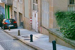 Calle Chile -, Vigo