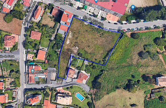Avenida ATLANTIDA S/N, REGUEIRO VIÑA GRANDE 109 0 0, Vigo, Pontevedra