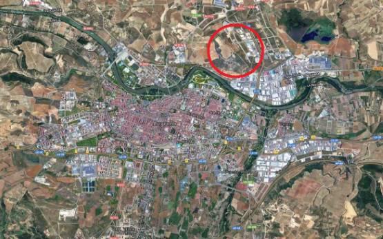 Urbanización Las Cañas 16 , Logroño, La Rioja