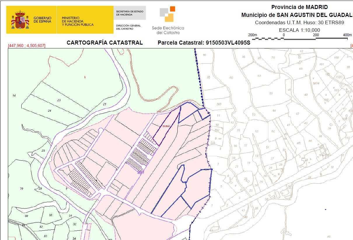 POLIG MPSAU-7 LAS CABEZAS F.R.721, SAN AGUSTÍN DEL GUADALIX