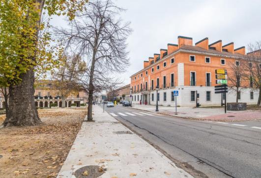 Calle Valeras, Aranjuez