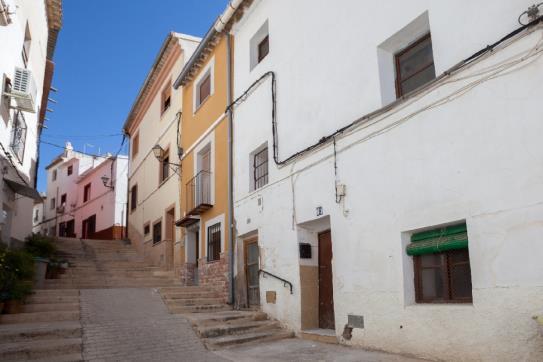 Calle PLANCHAS, Caravaca de la Cruz