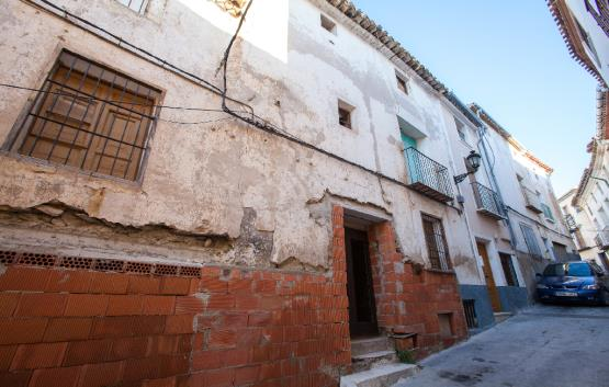 Calle BALLESTA, Caravaca de la Cruz
