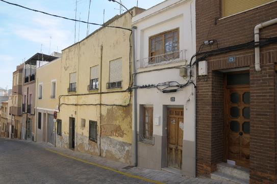 Calle BLAS IBAÑEZ, Yecla