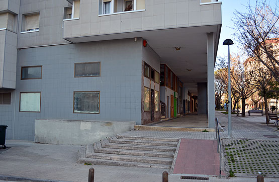 Avenida COMERCIAL, Barañain