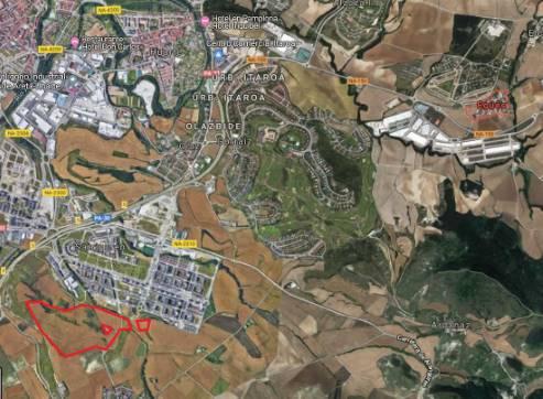 Centro ELIZMENDI, POLIG 20 PARC 11 0 , Egüés, Navarra