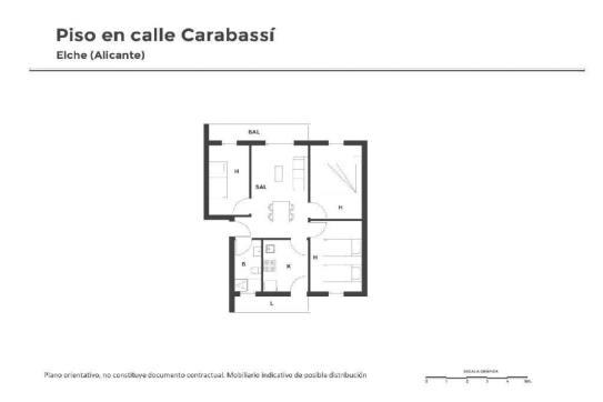 Calle CARABASSI, Elche/Elx