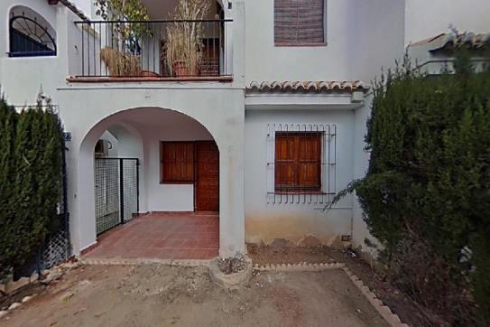 Vrijstaande villa in Torrevieja - Bankbeslagen
