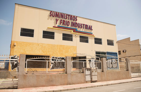 Industrial en Torrevieja, Alicante