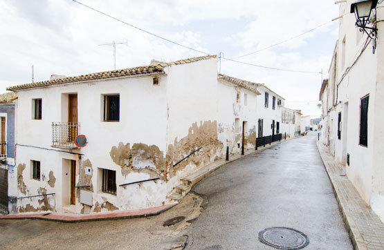 Casa en venta en Calle CANTARERIA, Sax