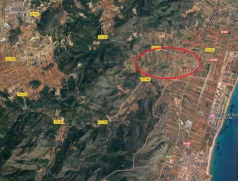 Polígono POLIGONO 22 PARCELA 288 , Cabanes, Castellón