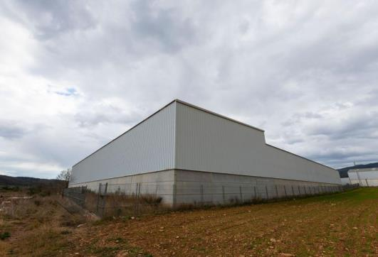 Polígono industrial Castelló, Coves de Vinromà (les)