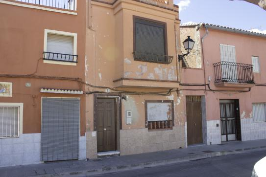 Casa en venta en Calle RAMBLA 19, Carcaixent
