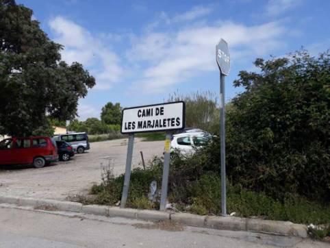 Camino MARJALETES 6 , Oliva, Valencia