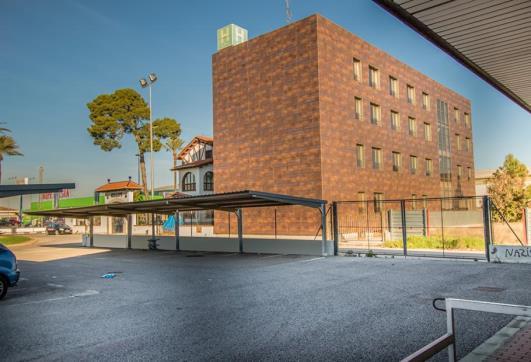 Polígono industrial Alzira-Carcaixent 2 , Carcaixent, Valencia
