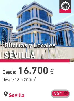 Fotografía Oficinas y locales en Sevilla