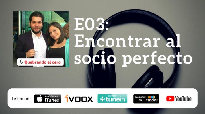 E03: Encontrar al socio perfecto