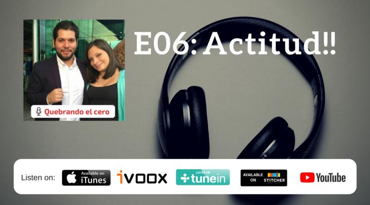 E06: Actitud !!