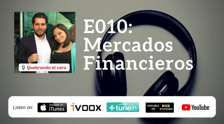 E010: Mercados financieros para novatos