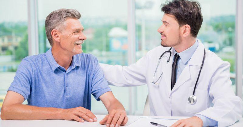 Door schaamte diagnose prostaatkanker te laat