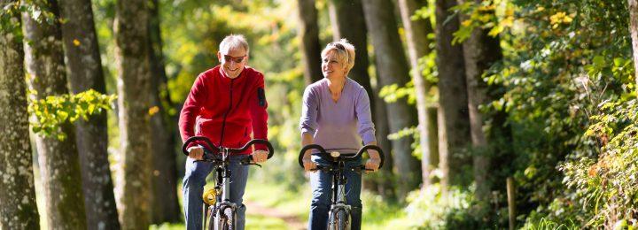 Hogere overlevingskans bij prostaatkanker door veel lichaamsbeweging