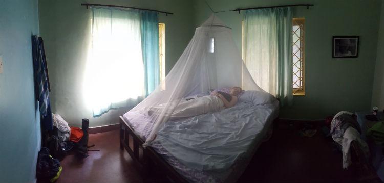 Janice Sleeping in Arabian Soul