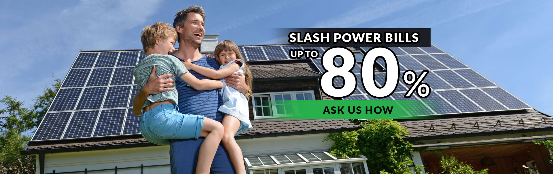 80% off power bills