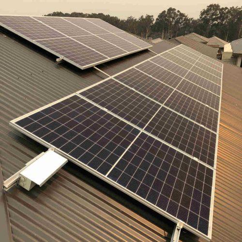 Canadian Solar CS6K 290w solar panels 2 500x500 - Solar Panel Installation at Wadalba