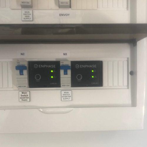 Enphase IQ7 Micro inverters 2 500x500 - Solar Panel Installation at Northmead
