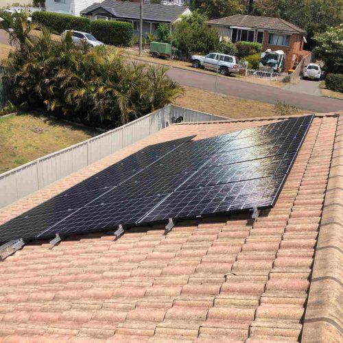 Jinko Cheetah Perc 330w 2 500x500 - Solar Panel Installation at Nelson Bay
