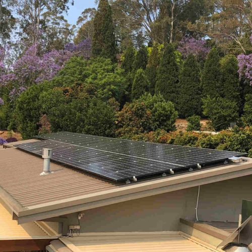 LG NeON2 LG345N1C A5 500x500 - Solar Panel Installation at Castle Hill