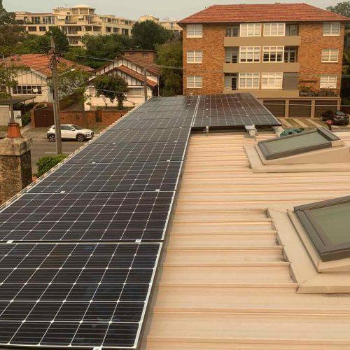 Solar Edge 300w Mono Panel SPV300 60MMJ 500x500 - Tesla Home Battery & Solar Panel Installation at Mosman