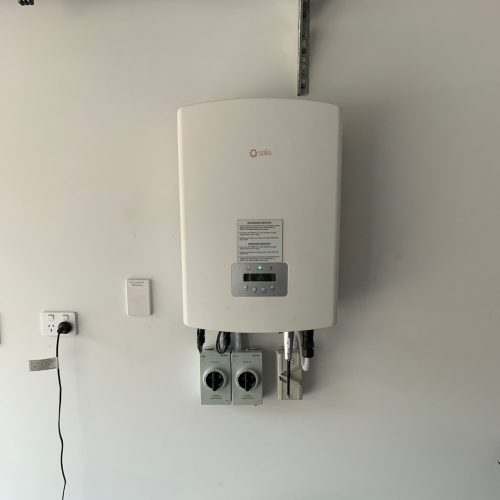 Solis Inverter 500x500 - Projects