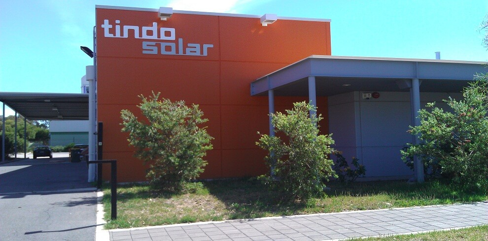 Tindo Australian Solar Panels