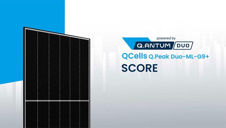 1a7b09eb qcells solar panels - Q Cell Solar Panels