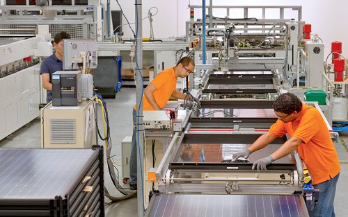 australian solar panels manufacturing