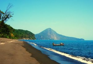 Krakatau Islands