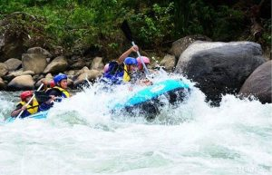 Manna River rafting