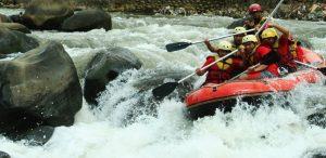 Timbukar Rafting
