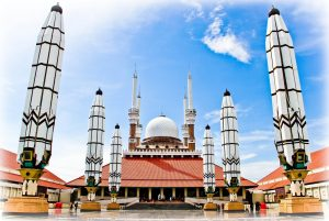 Great raya mosque