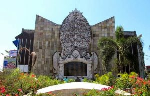 Bali bomb monument Legian Kuta
