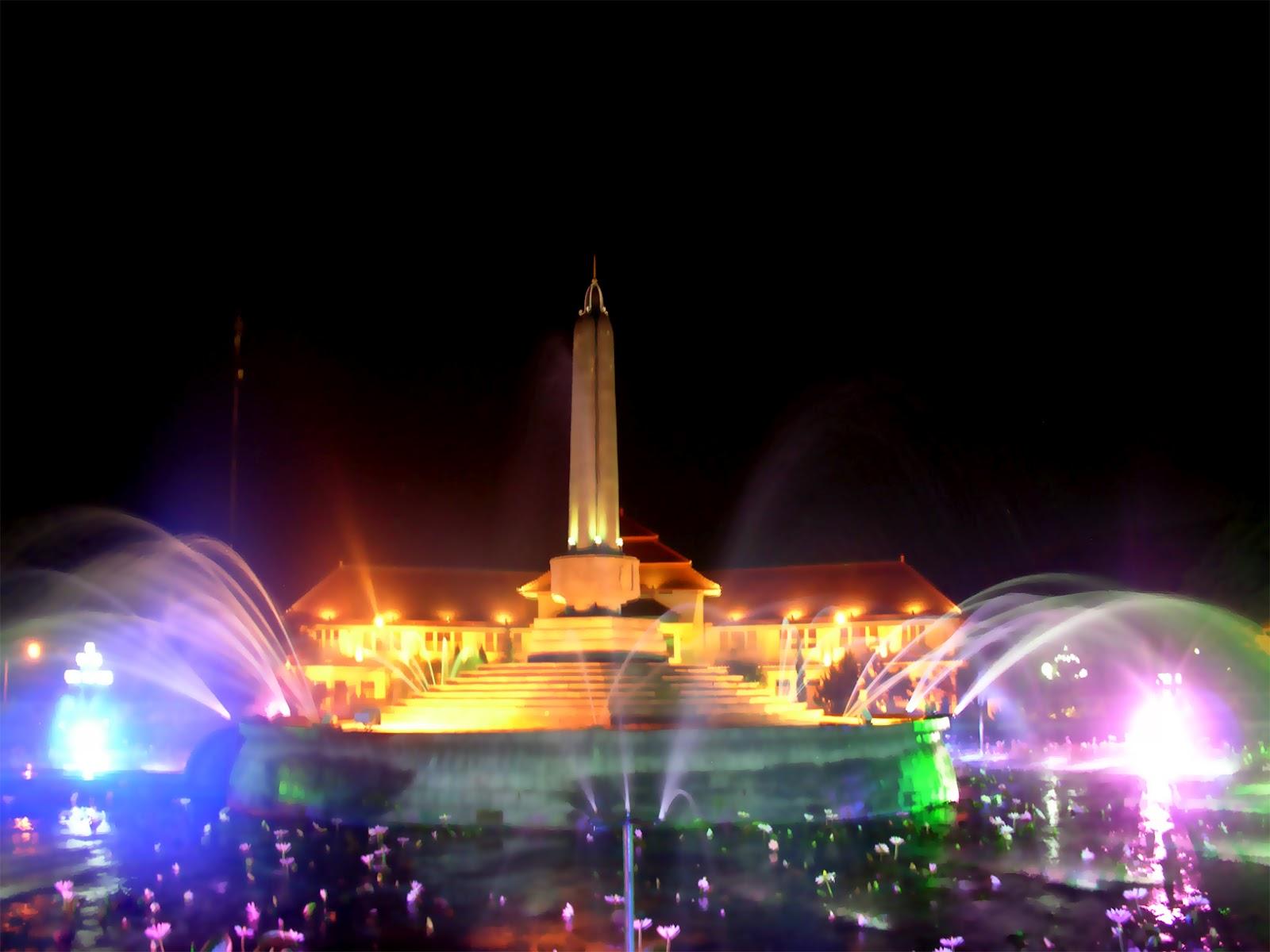 Tahun baru di Malang